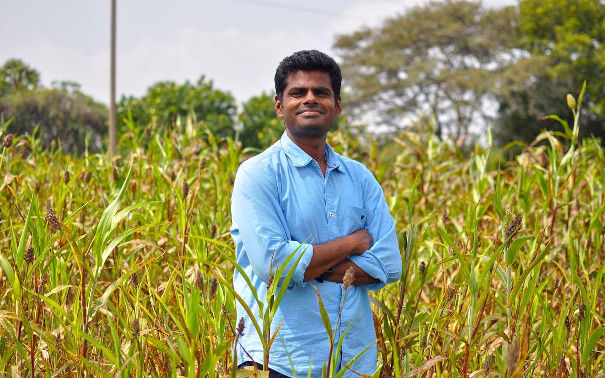பா.ஜ.க-வில் முன்னாள் ஐ.பி.எஸ் அதிகாரி அண்ணாமலை... மக்கள் கருத்து என்ன? #VikatanPollResults