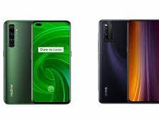 5G மொபைல்களான Realme X50 Pro vs IQOO 3, வித்தியாசங்கள் மற்றும் சிறப்புகள் என்னென்ன? #VikatanGadgets