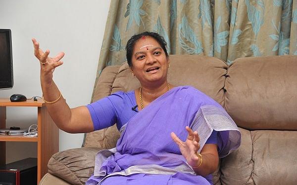 """''அ.தி.மு.க தலைவர்களில் இன்னும் சிலர் பா.ஜ.க-வில்?!"""" - சசிகலா புஷ்பா சஸ்பென்ஸ்!"""