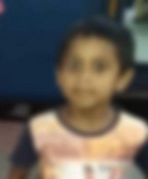 மருத்துவமனையில் சிகிச்சைபெற்றுவரும் சிறுவன் சியாம் சுந்தர்