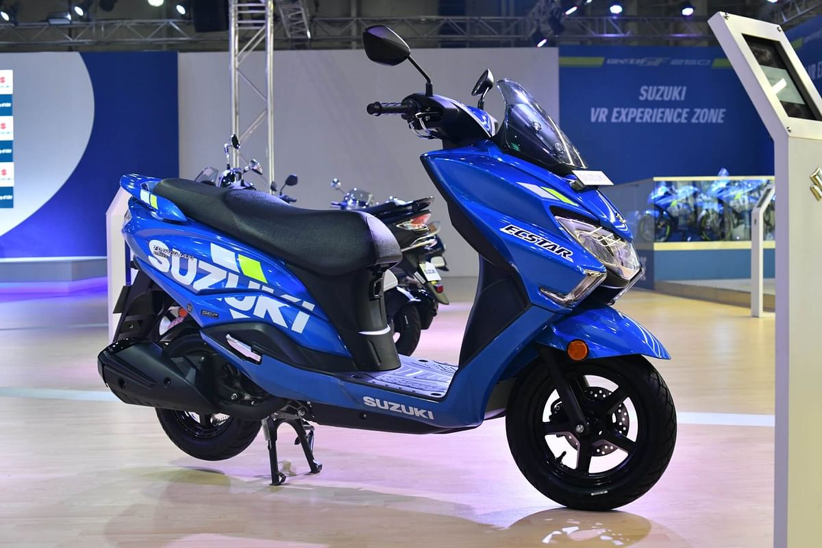 MotoGP Burgman 125