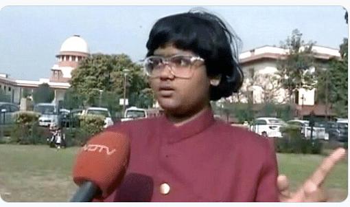 ஜென் குன்ரதன் சதவர்த்தே தேசிய துணிச்சல் விருது வென்றவர்
