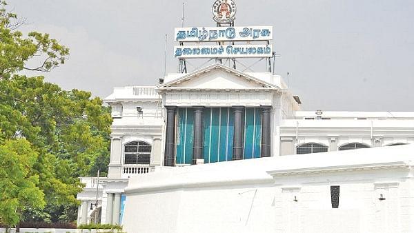 தமிழக அரசு - தலைமைச் செயலகம்