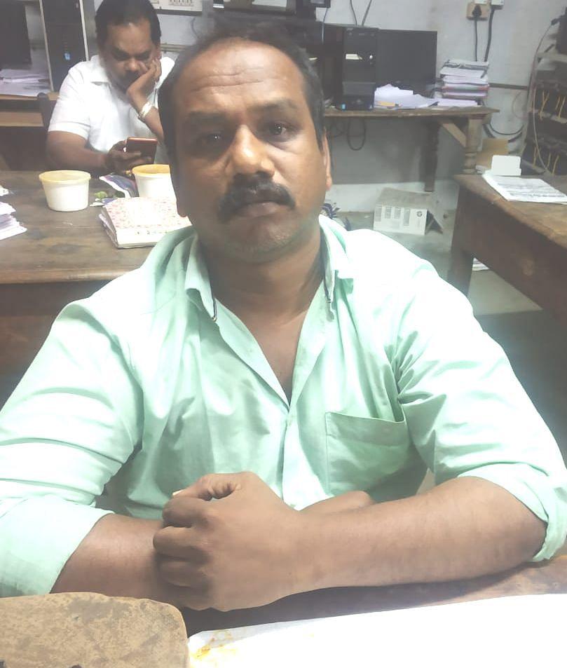 கார் ஓட்டுநர் ரமேஷ்குமார்