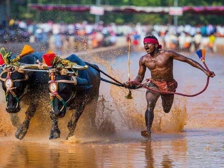 `மக்கள் கொடுத்த வரவேற்பு எதிர்பாராதது!' - உசேன் போல்டுக்கு டஃப் கொடுக்கும் கர்நாடக இளைஞர்