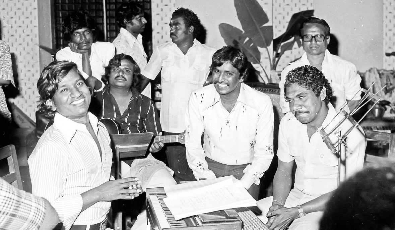 இளையராஜா - வைரமுத்து