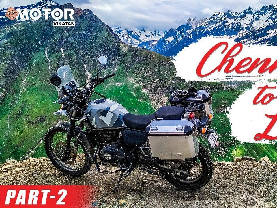 RE Himalayan Odyssey - Part 2