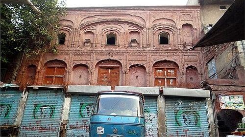 பாகிஸ்தான் குஜ்ரன்வாலாவில் ரஞ்சித் சிங் பிறந்த இடம்