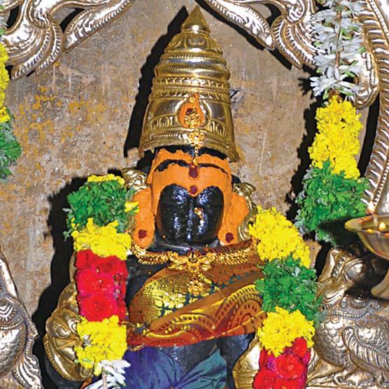 பெரிய நாச்சியார் என்ற சிவகாமி அம்மாள்