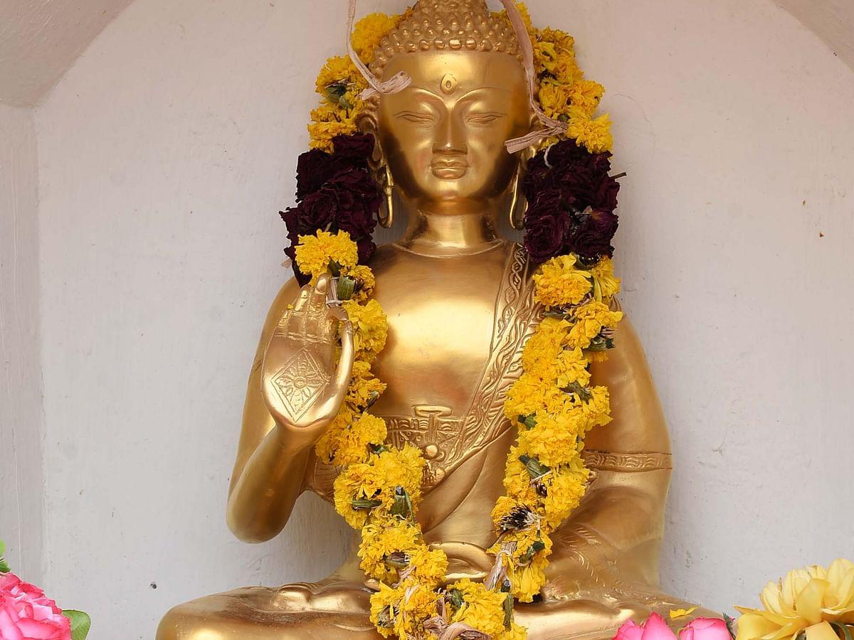 சங்கரன்கோவில் அருகே உலக அமைதிக்காக, 100 அடியில் அமைக்கப்படும் புத்தர் கோபுரம்!