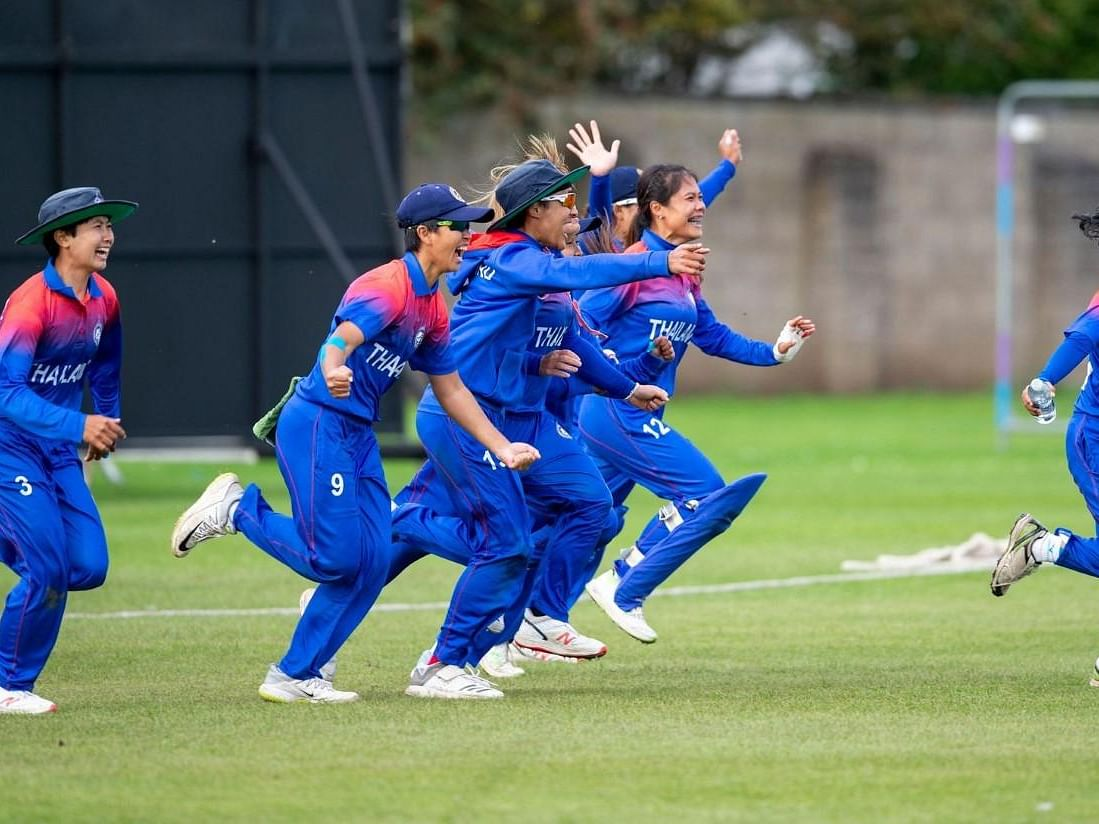 உலகக் கோப்பையை வென்றது ஆஸ்திரேலியாதான்... ஆனால், இதயங்களை வென்றது தாய்லாந்து! #WomensT20