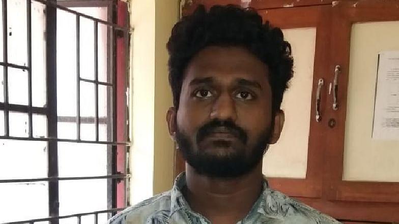நடிகர் விஜய் ஹரீஸ்