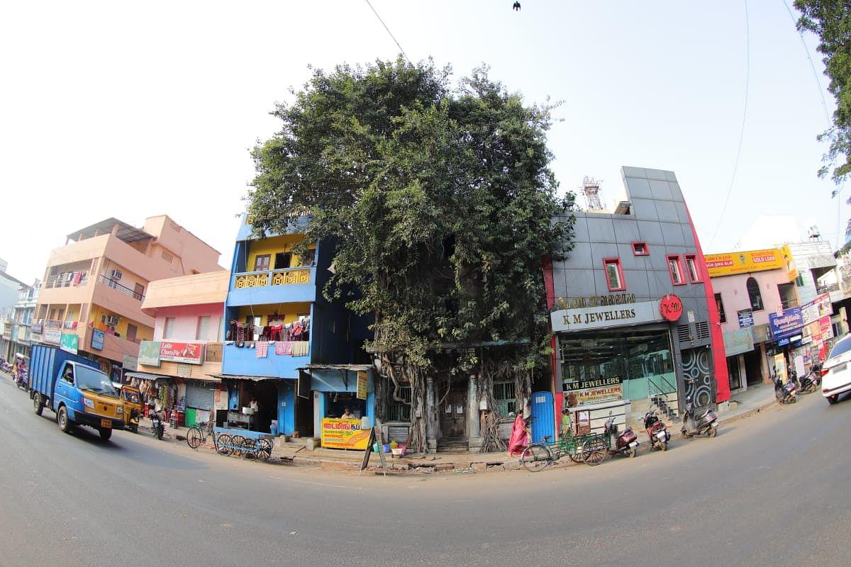 சென்னை தொழிலாளர்கள் சங்கம்