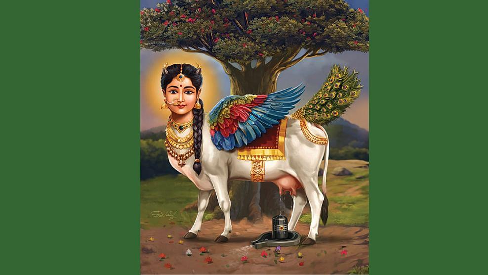 காமதேனு