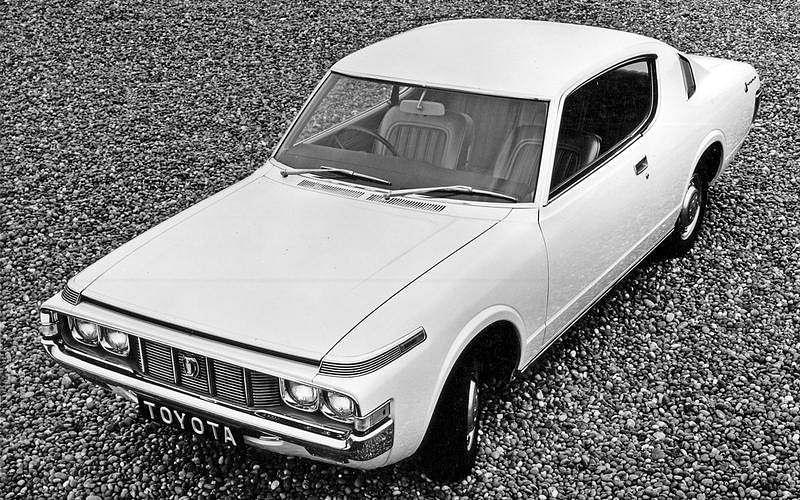 1955 Toyota Crown