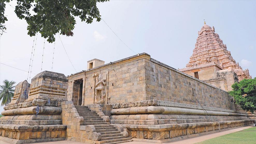 கங்கைகொண்ட சோழபுரம்