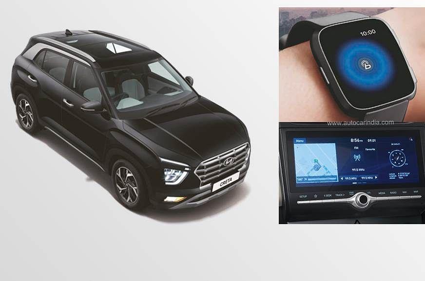 Advanced Bluelink & Smart Watch