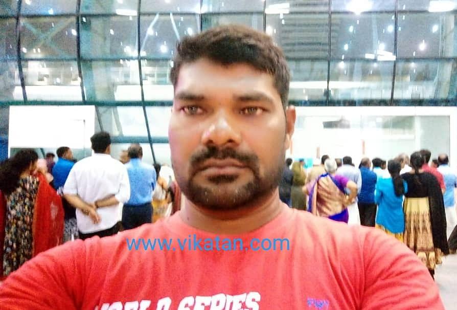 மீனவர் செல்வராஜ்