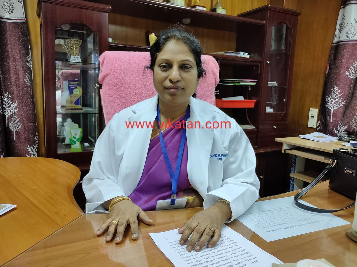 டீன் சுகந்தி ராஜகுமாரி