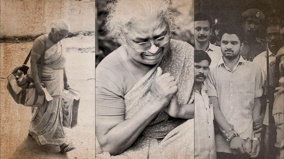 அற்புதம்மாள் - பேரறிவாளன்