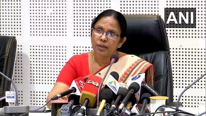 அமைச்சர் ஷைலஜா