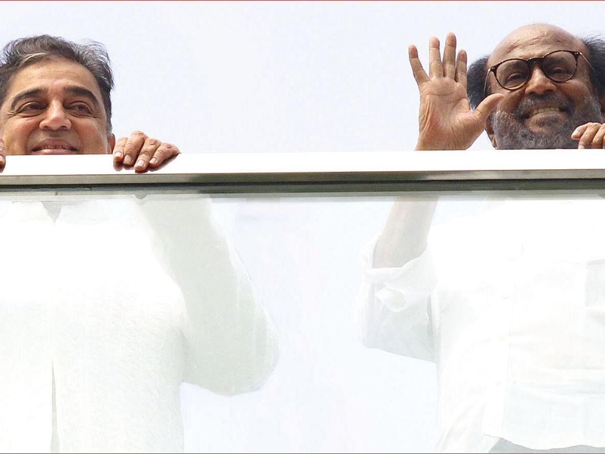 ரஜினி, விசிக, கம்யூ... மக்கள் நலக் கூட்டணி 2.0-க்கு தயாராகிறதா மக்கள் நீதி மய்யம்? #2021TNElection