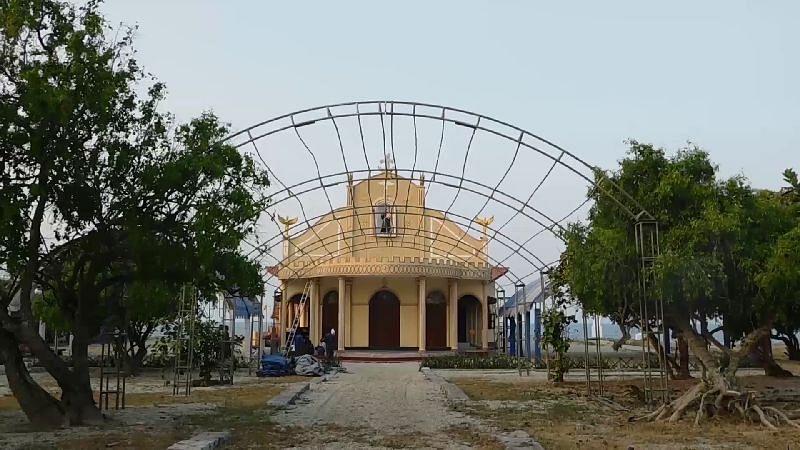 கச்சத் தீவு அந்தோணியார் கோயில்