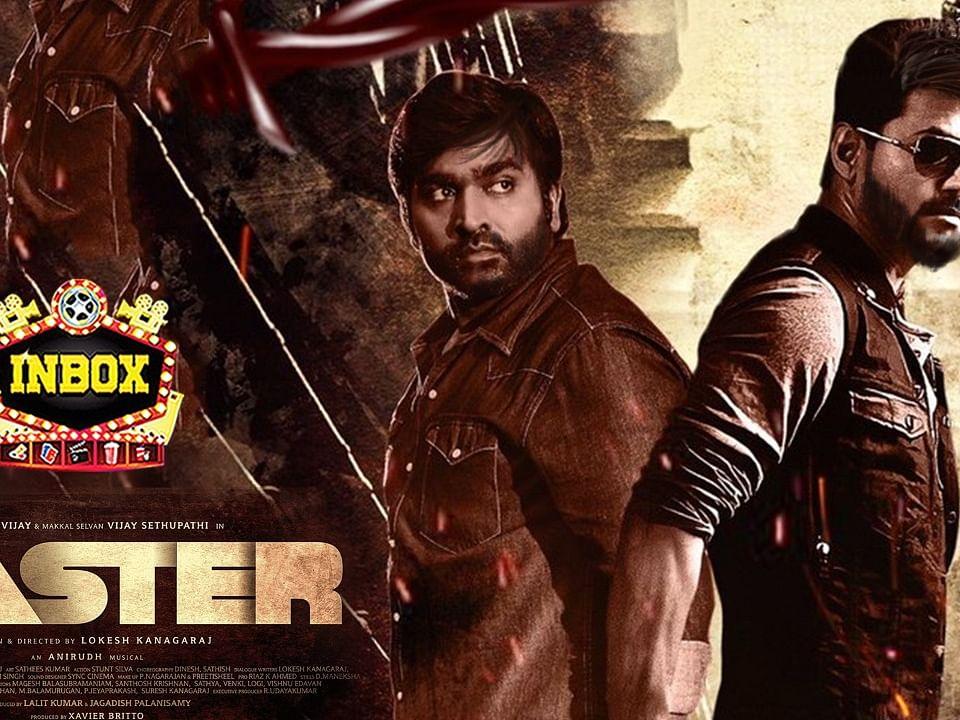 BREAKING: Master & Soorarai Pottru Release Schedule | inbox