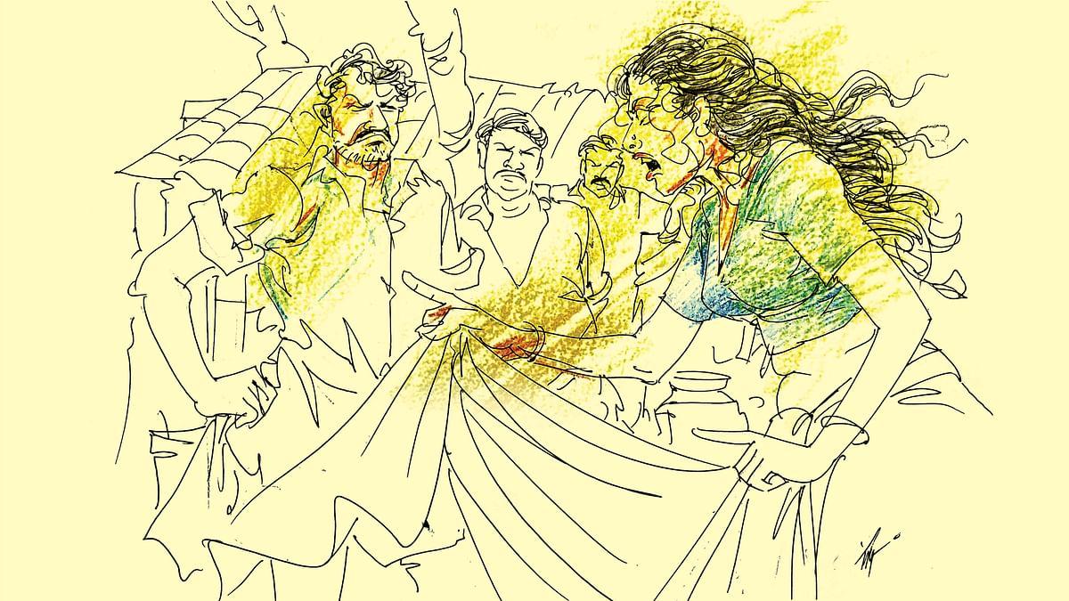 சிறுகதை: தாலி மேல சத்தியம்!