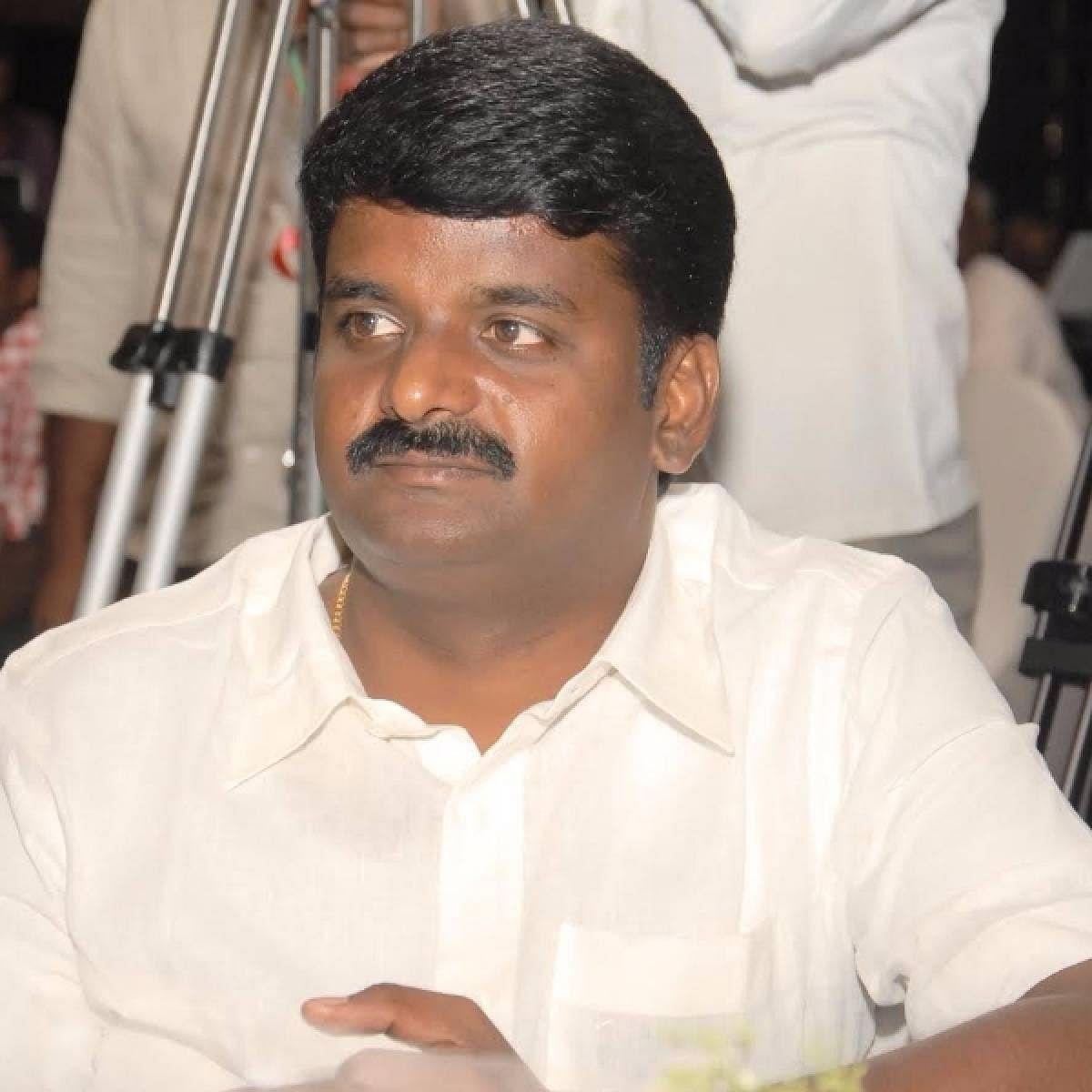 Minister Vijaya baskar