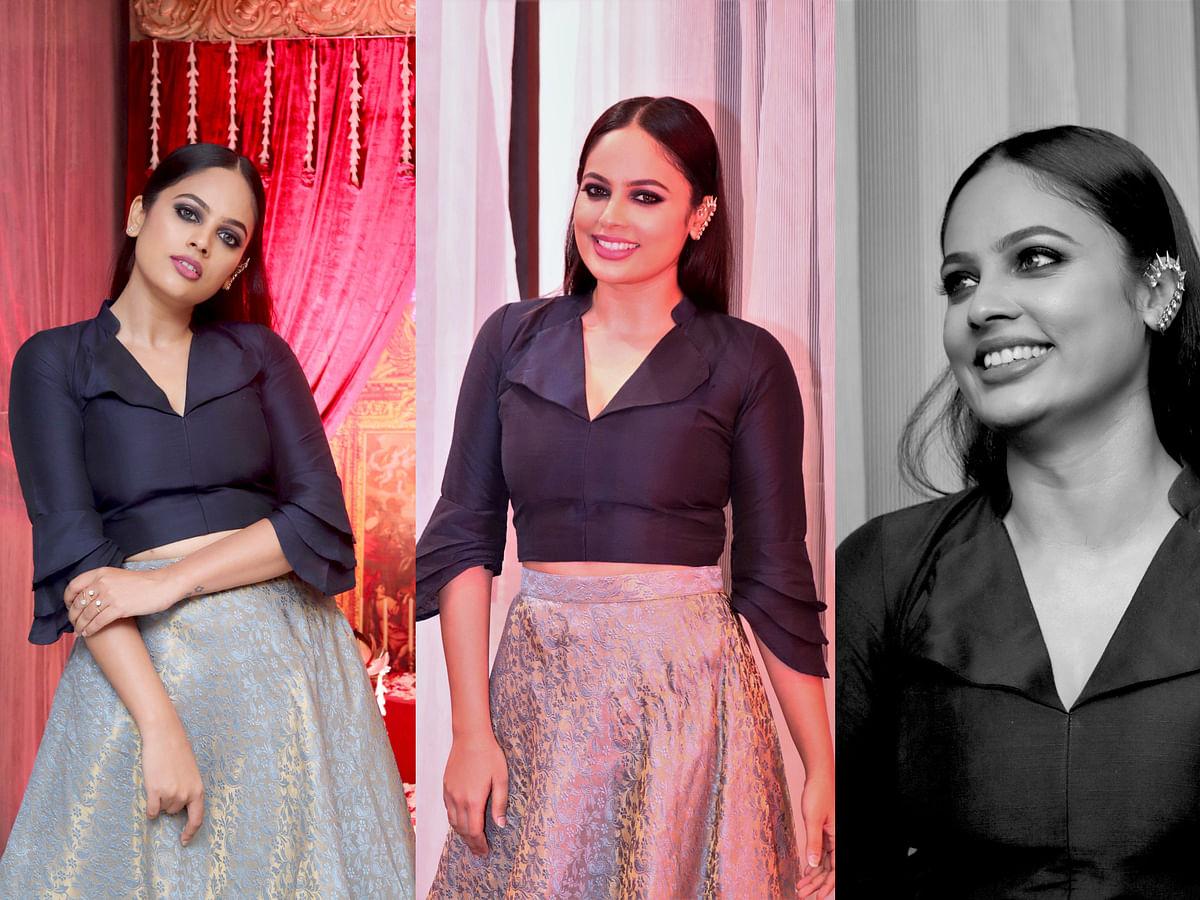 நடிகை நந்திதா லேட்டஸ்ட் போட்டோ ஆல்பம்!