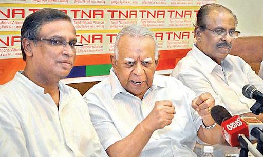 தமிழ்த் தேசிய கூட்டமைப்பு