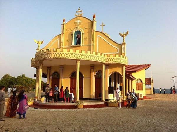கச்சத் தீவு அந்தோணியார் ஆலயம்