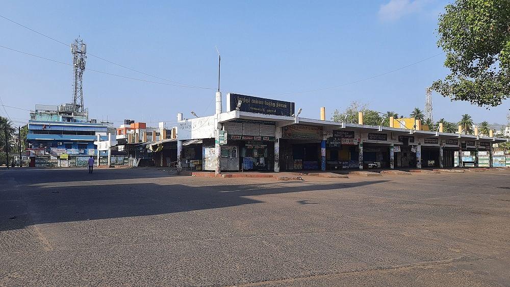 செங்கல்பட்டு பேருந்து நிலையம்