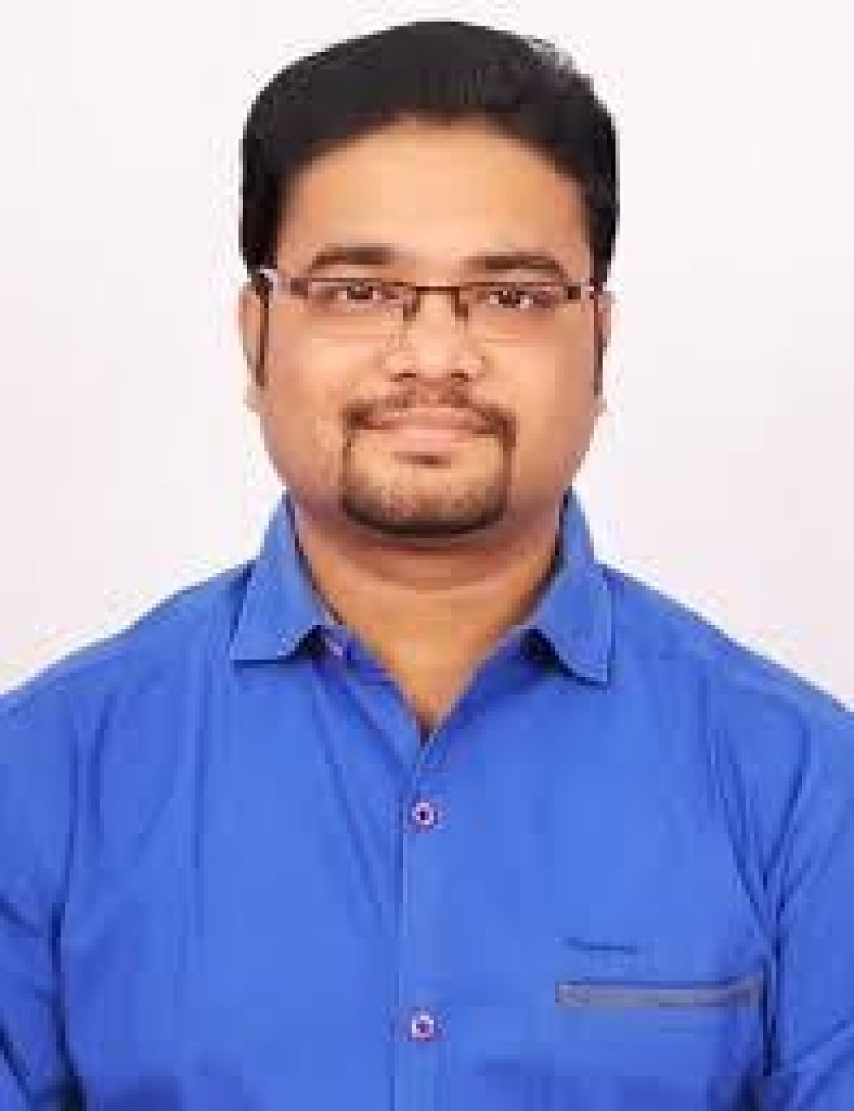 Siddha doctor Vikram Kumar