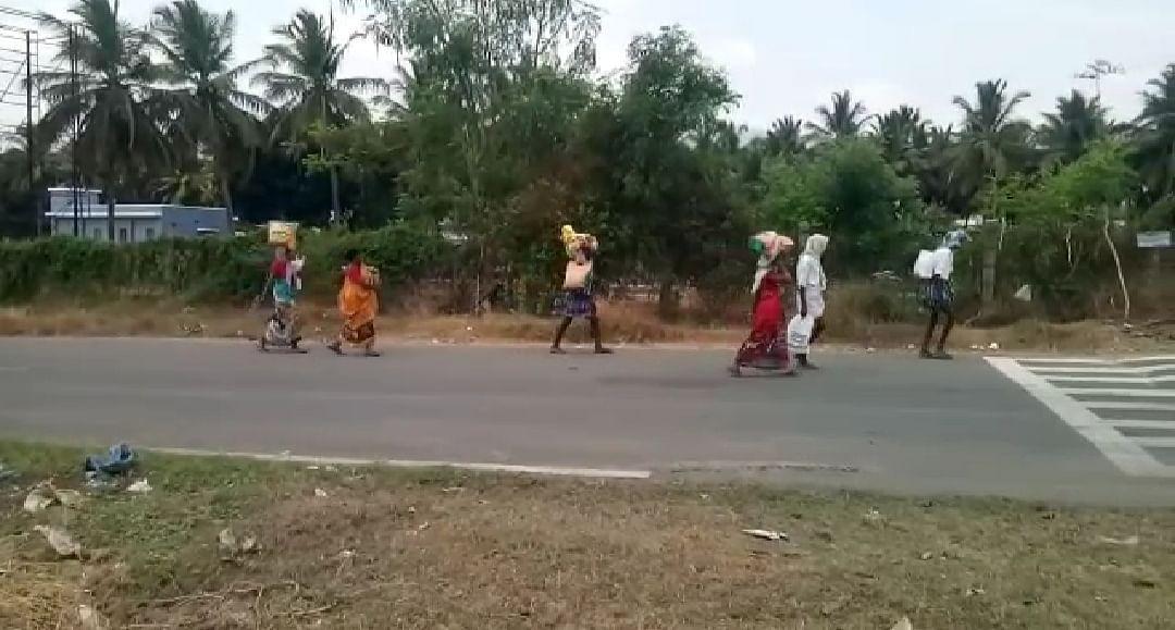 கேரளாவில் இருந்து வரும் தமிழர்கள்