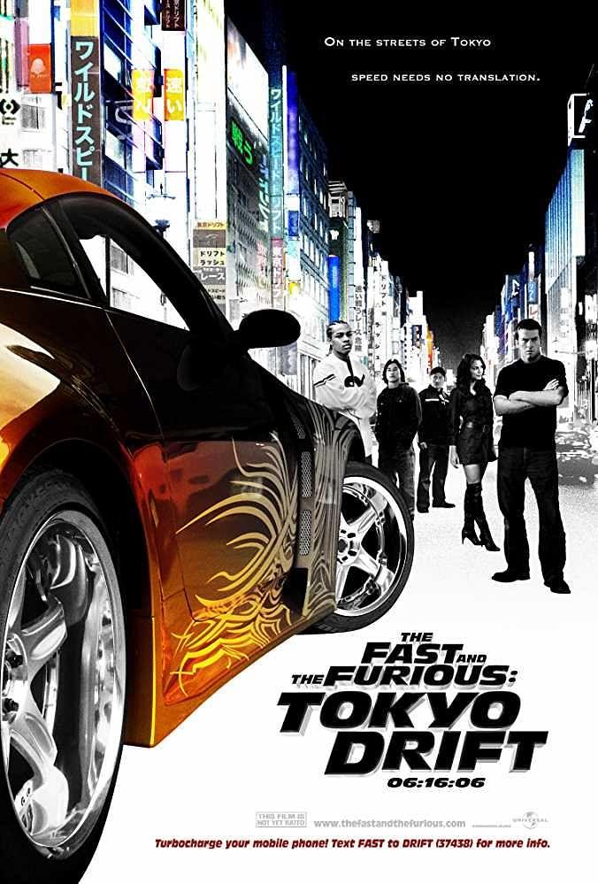 F&F: Tokyo Drift