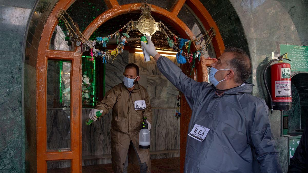 Kashmir Virus Outbreak