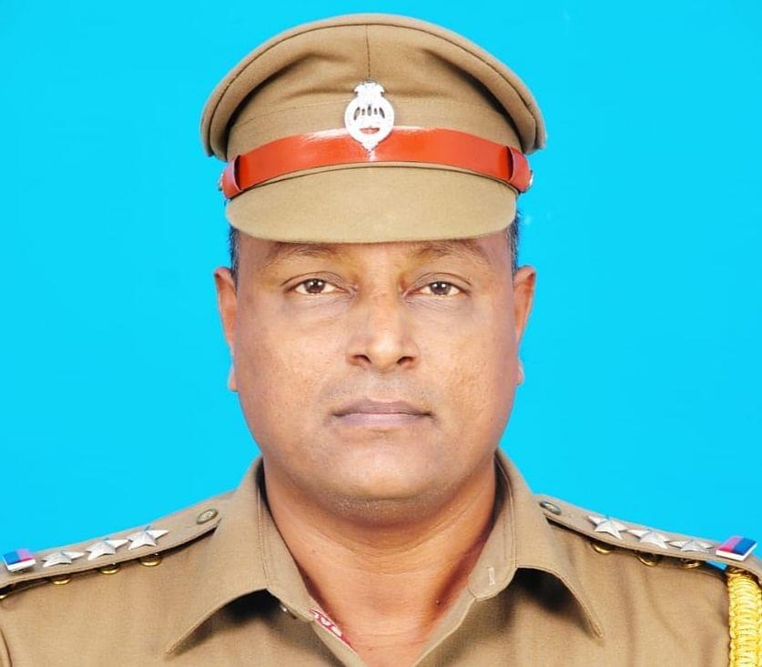 இன்ஸ்பெக்டர் ஜீவராஜ மணிகண்டன்