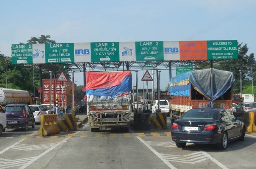 Toll Gate | GPS based toll collection