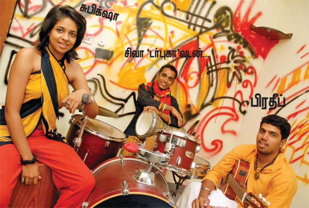 'தர்புகா' சிவா