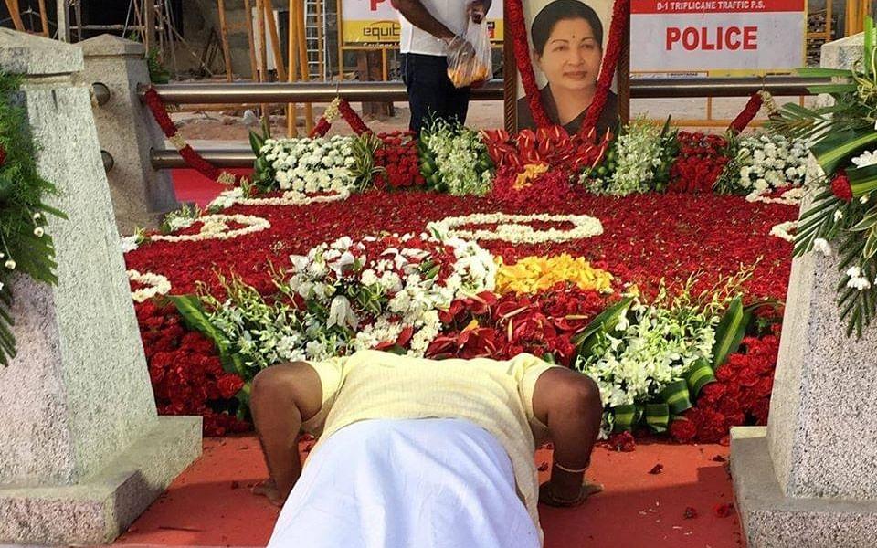`முதலமைச்சர், பொதுச் செயலாளர் கனவில் எனக்குத் தெரிந்தே 25 பேர்!' - ஜெயலலிதா உதவியாளர் பூங்குன்றன்