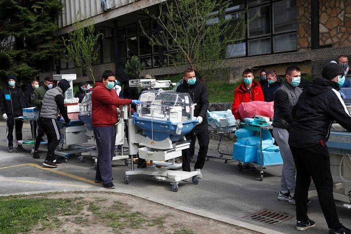 Croatia hospital