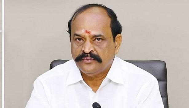 அமைச்சர் கடம்பூர் ராஜு