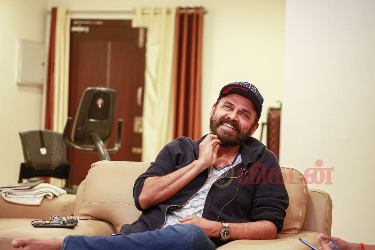 தெலுங்கு நடிகர் வெங்கடேஷ்