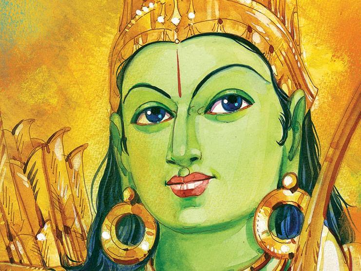 சக்தி கொடு! - 22 - திருப்புகழ் போற்றும் ராமாயணம்!