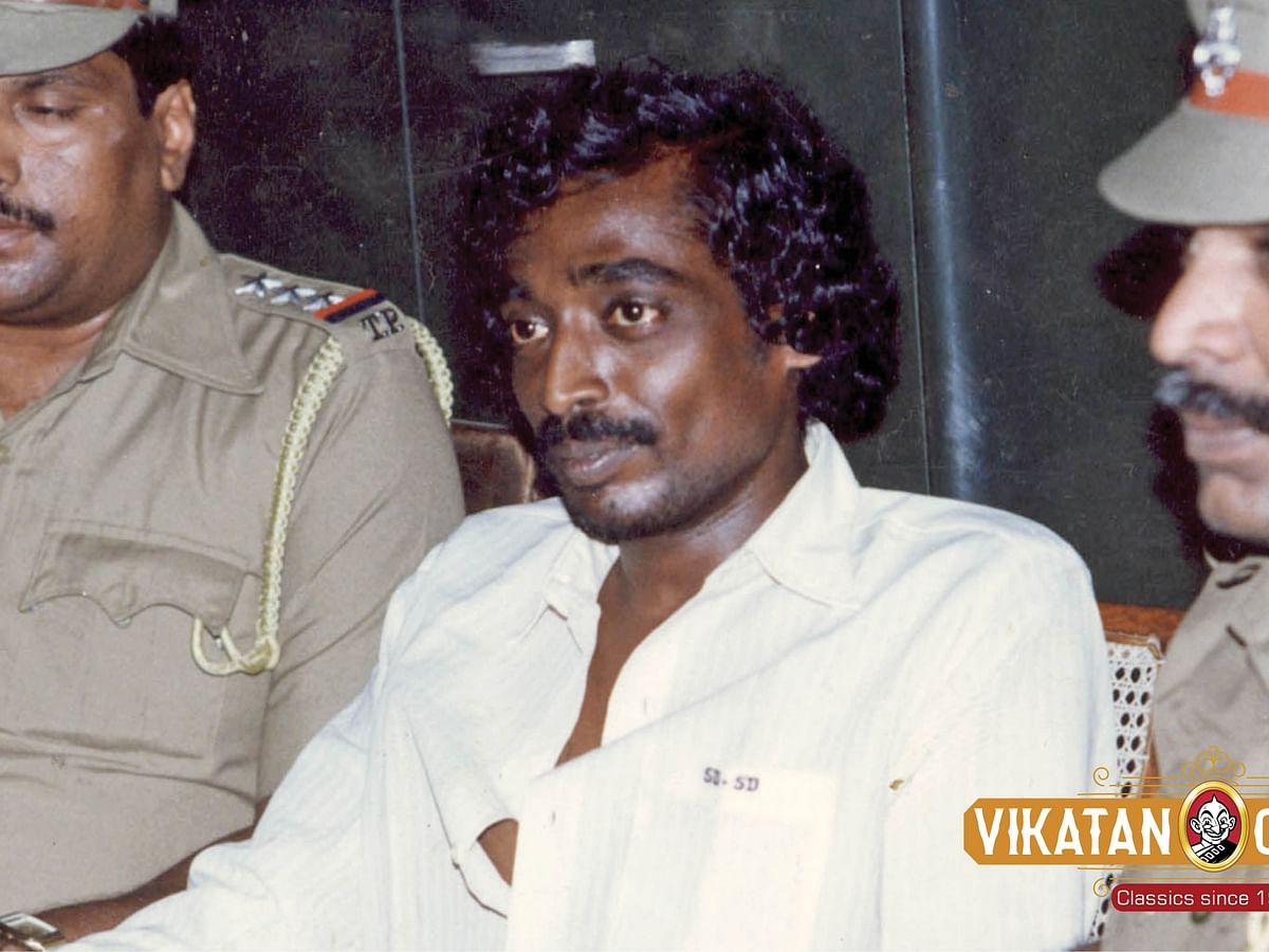 `சார், ஒரு நிமிஷம் சார்..!' தூக்குமேடையில் `ஆட்டோ' சங்கரின் இறுதி நொடிகள் #VikatanOriginals