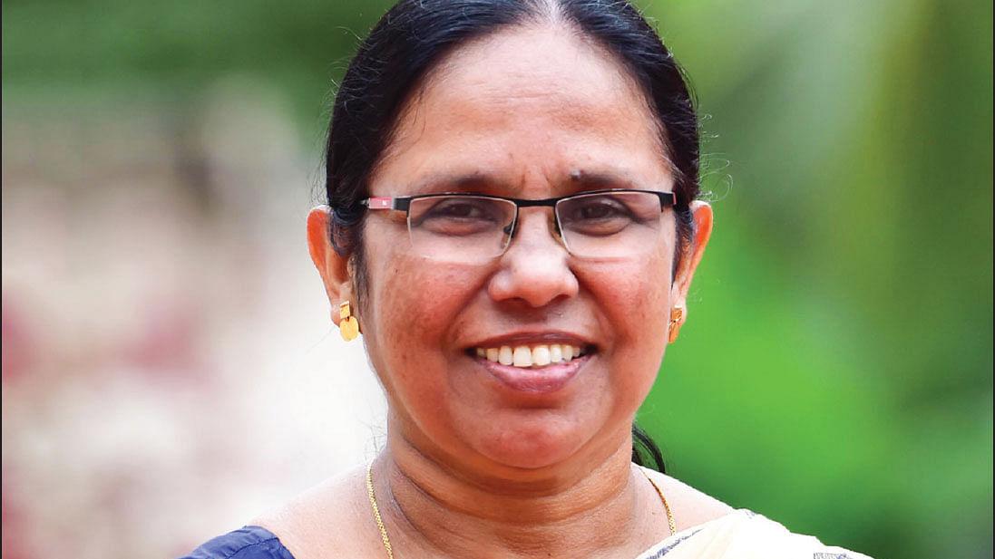 கே.கே.ஷைலஜா