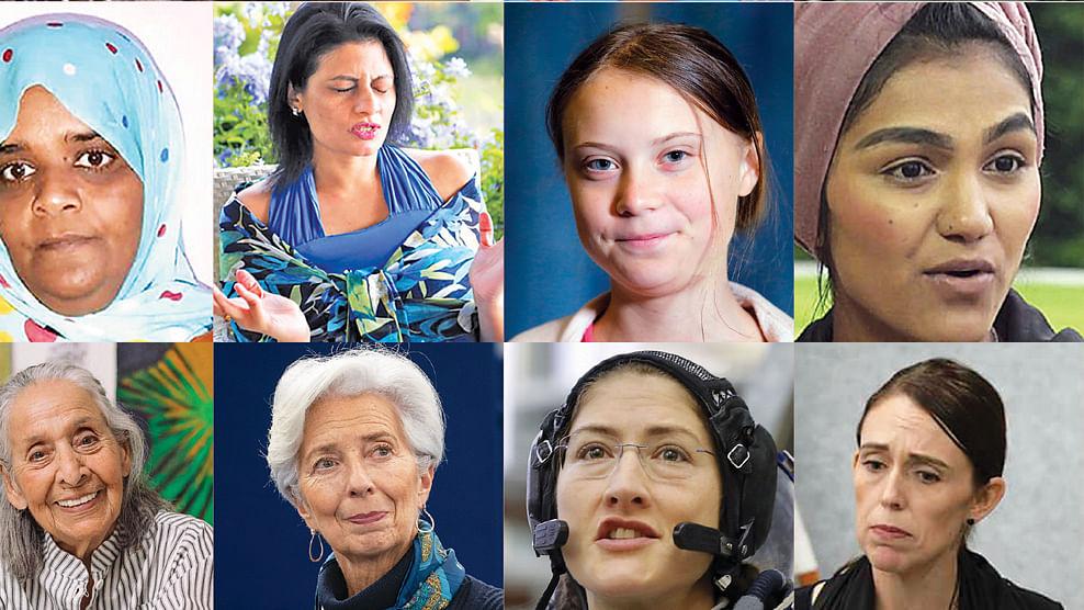 சூப்பர் 10 பெண்கள்