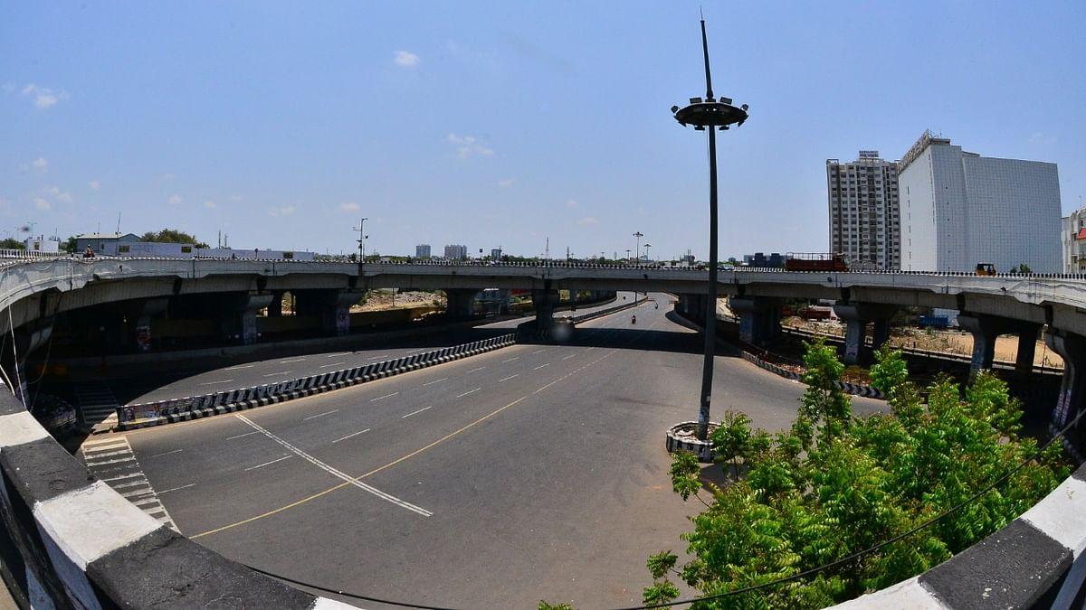 Chennai during 144
